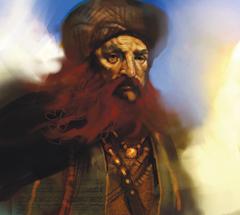 Barbarossa, Pahlawan Muslim yang dijadikan Propaganda jahat Barat